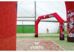 Constant pressure VENTO® gate (without ventilator).
