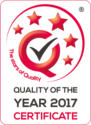 Quality of the year 2017